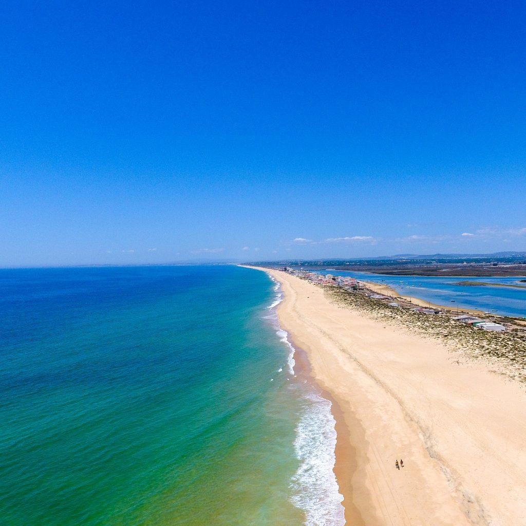 Praia de Faro - Faro Guide