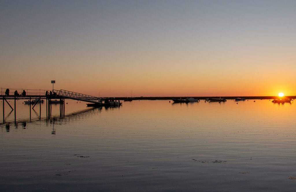 Faro's Sunset