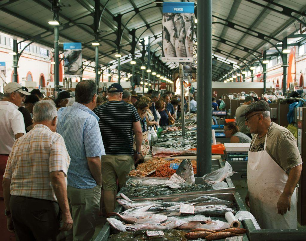 Loulé Municipal Mercado