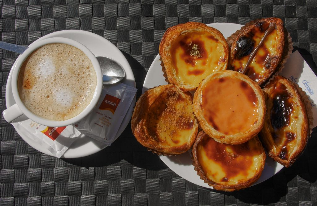 Pastel de Nata in Porto