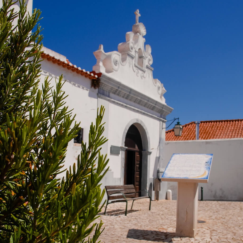 The Bone Chapel of Alcantarilha