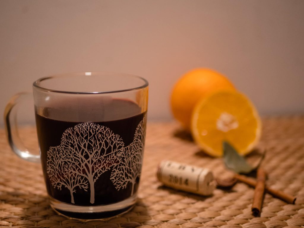 Portuguese Mulled Wine