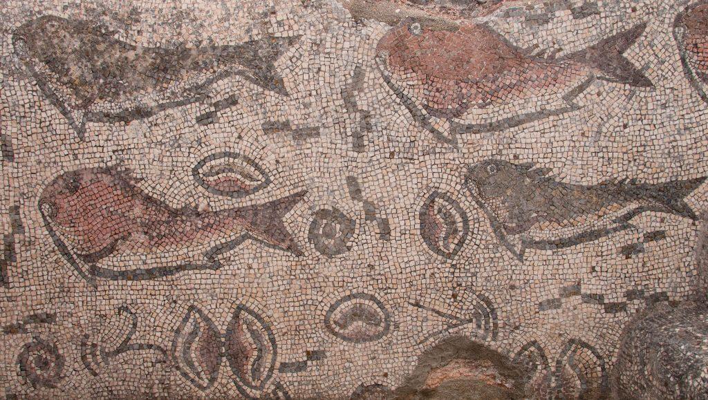 Milreu Roman Mosaic