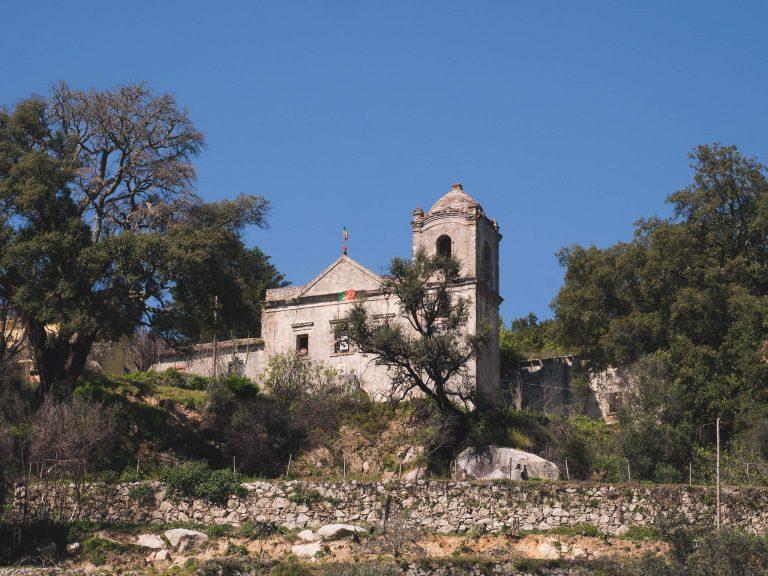 Monchique's Convent de Nossa Senhora do Desterro