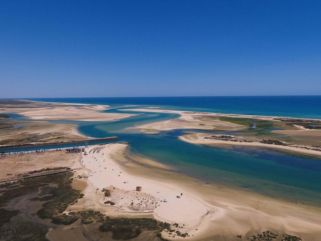 Praia da Fuseta - Fuseta Beach