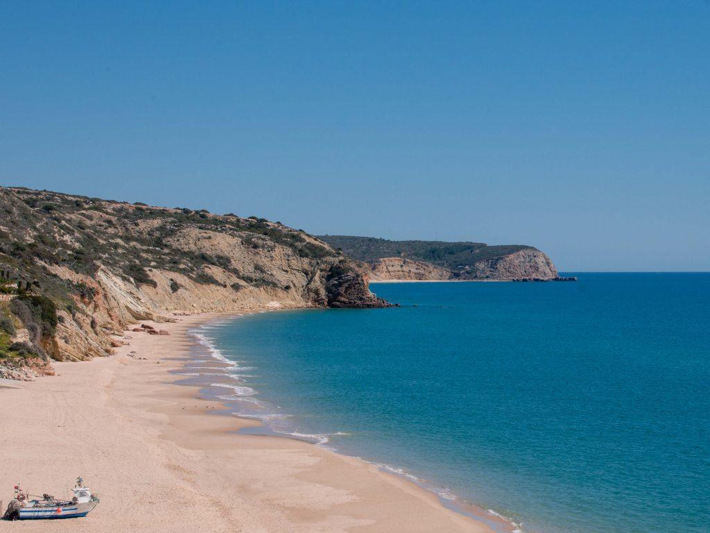 The Coastline of West Algarve