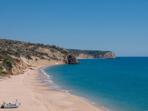 The Coastline of West Algarve