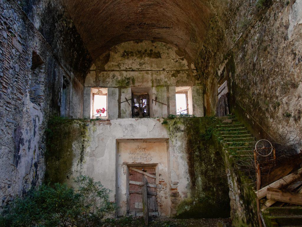 Inside Convent Monchique