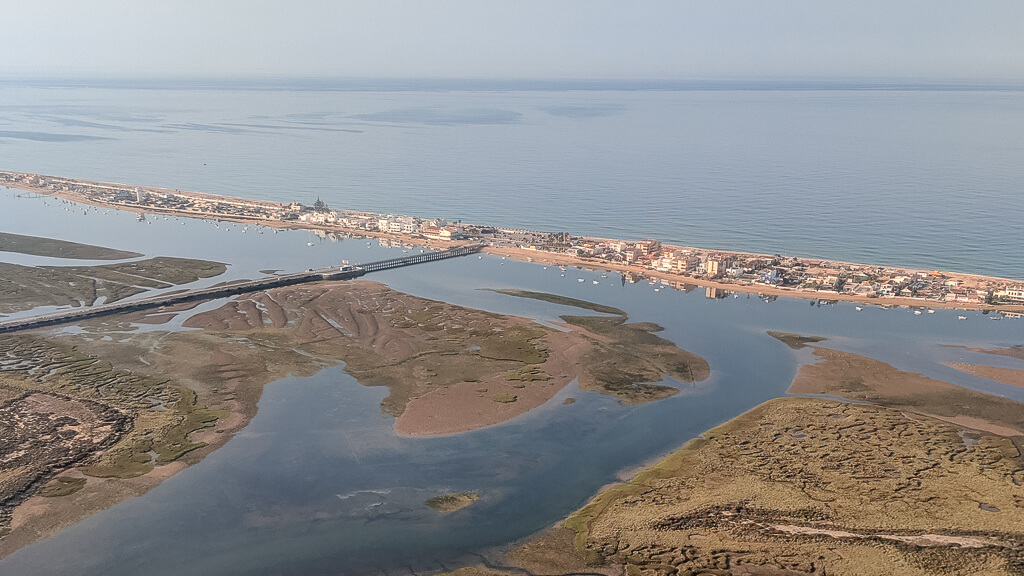 Bridge to Ilha de Faro