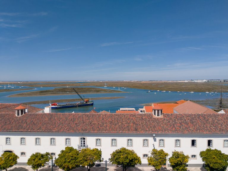 View from Faro Cathedral