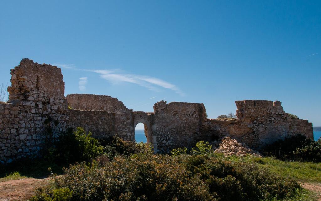 Forte de Almádena Salema