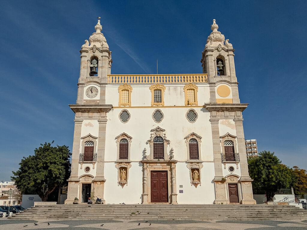 Igreja do Carmo Faro Portugal