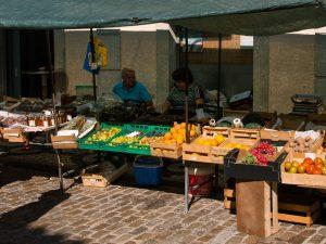 Vegetable Market Portugal