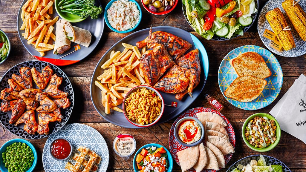 Does Nando's Serve Portuguese Food?