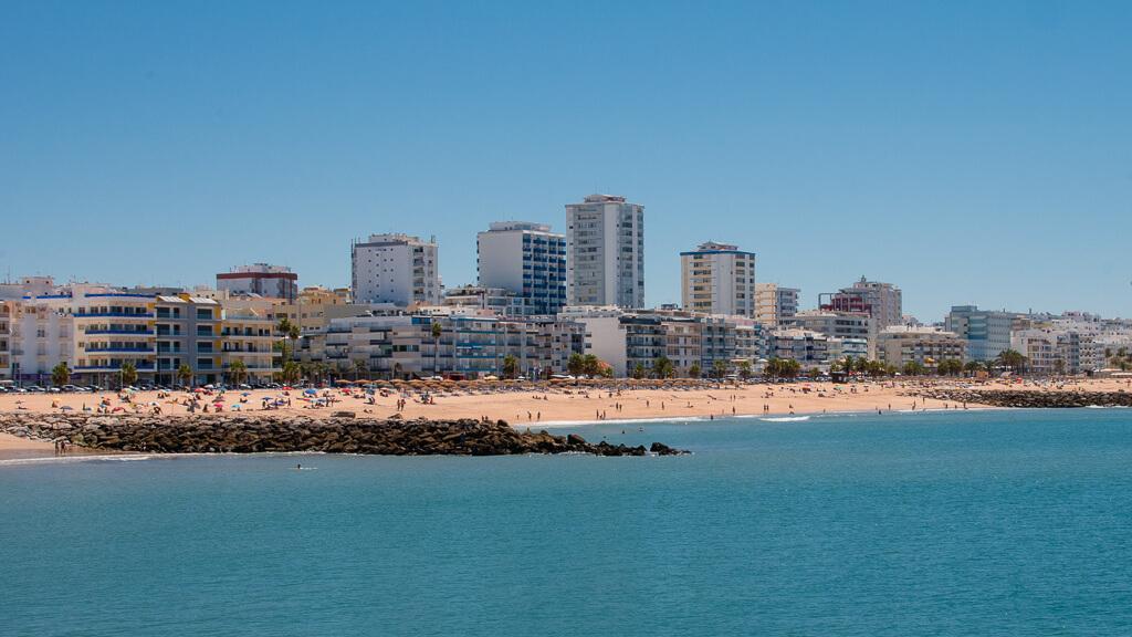 Praia de Quartiera