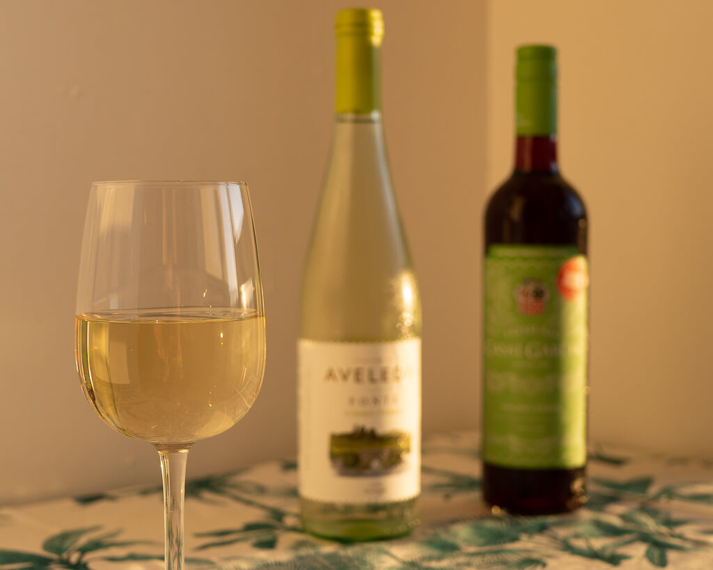 Vinho Verde Green Wine