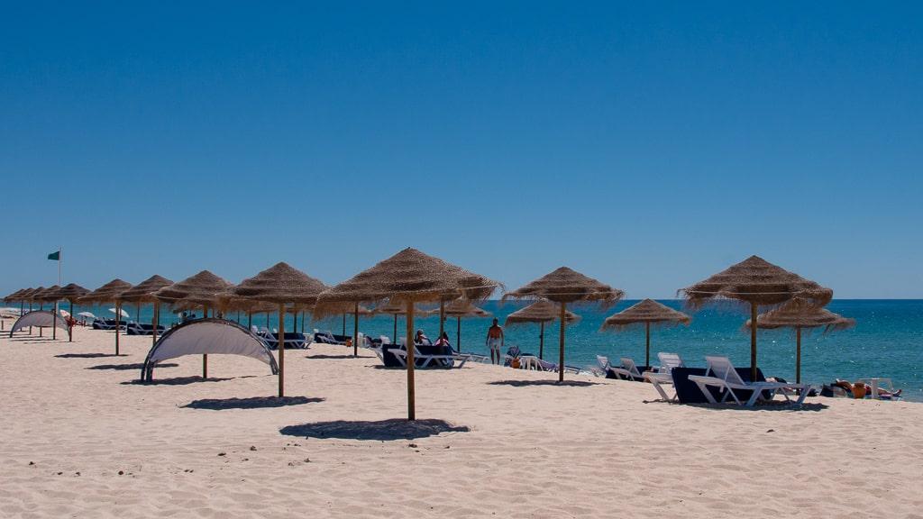 Praia da Culatra Island