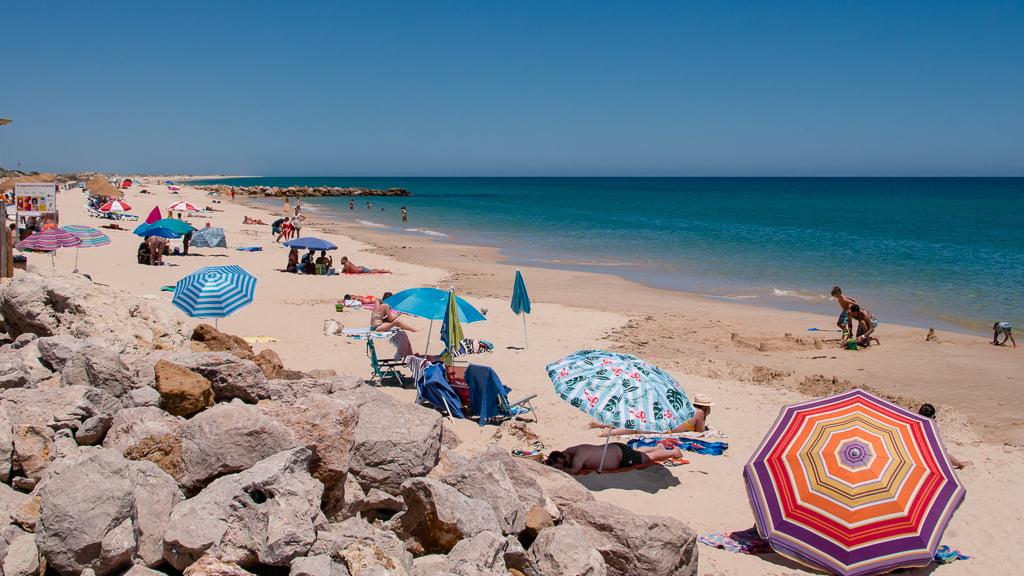 Praia da Farol