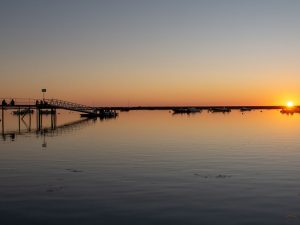 Ria Formosa Sunset