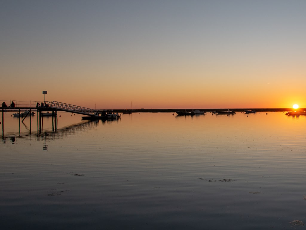 Ria Formosa Sunset