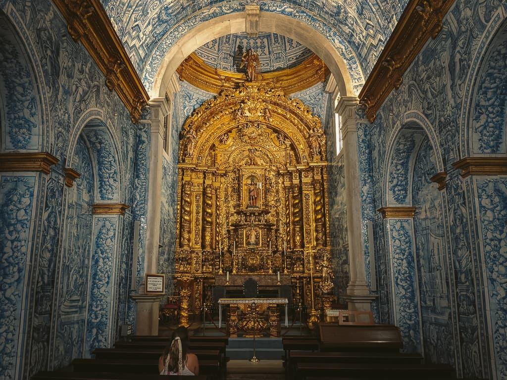 Igreja de São Lourenço Almancil