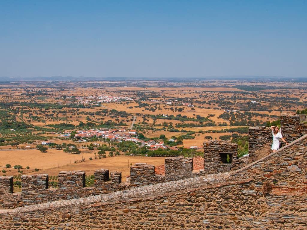 Castelo Monsaraz View