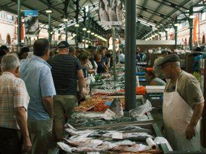Fish Market Portugal