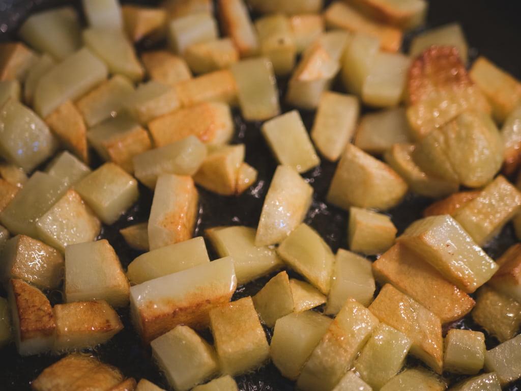 Bacalhau com Natas Potatoes