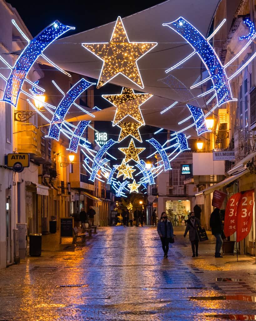 Christmas in Faro, Algarve