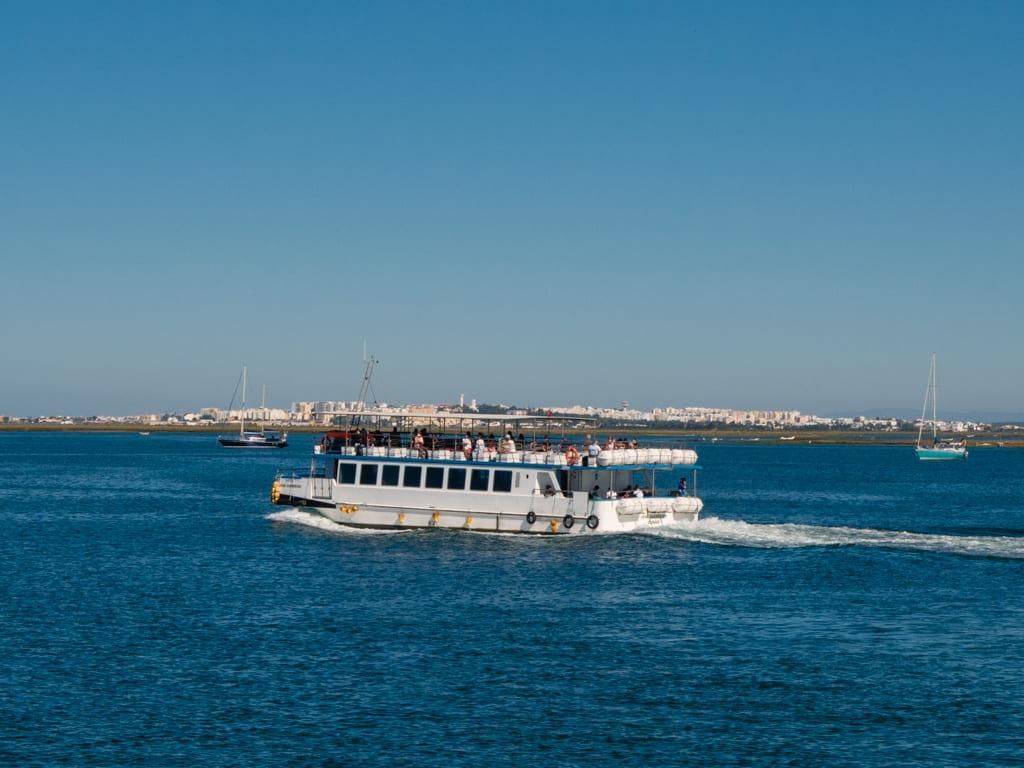 Ferry from Armona Island