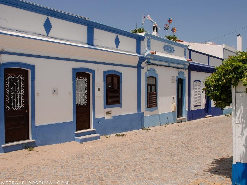 Cacela Velha Houses