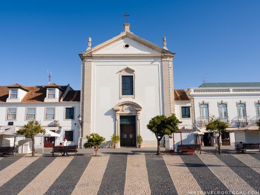 Igreja Matriz Vila Real de Santo António