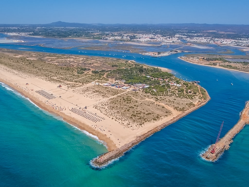 Praia da Ilha da Tavira