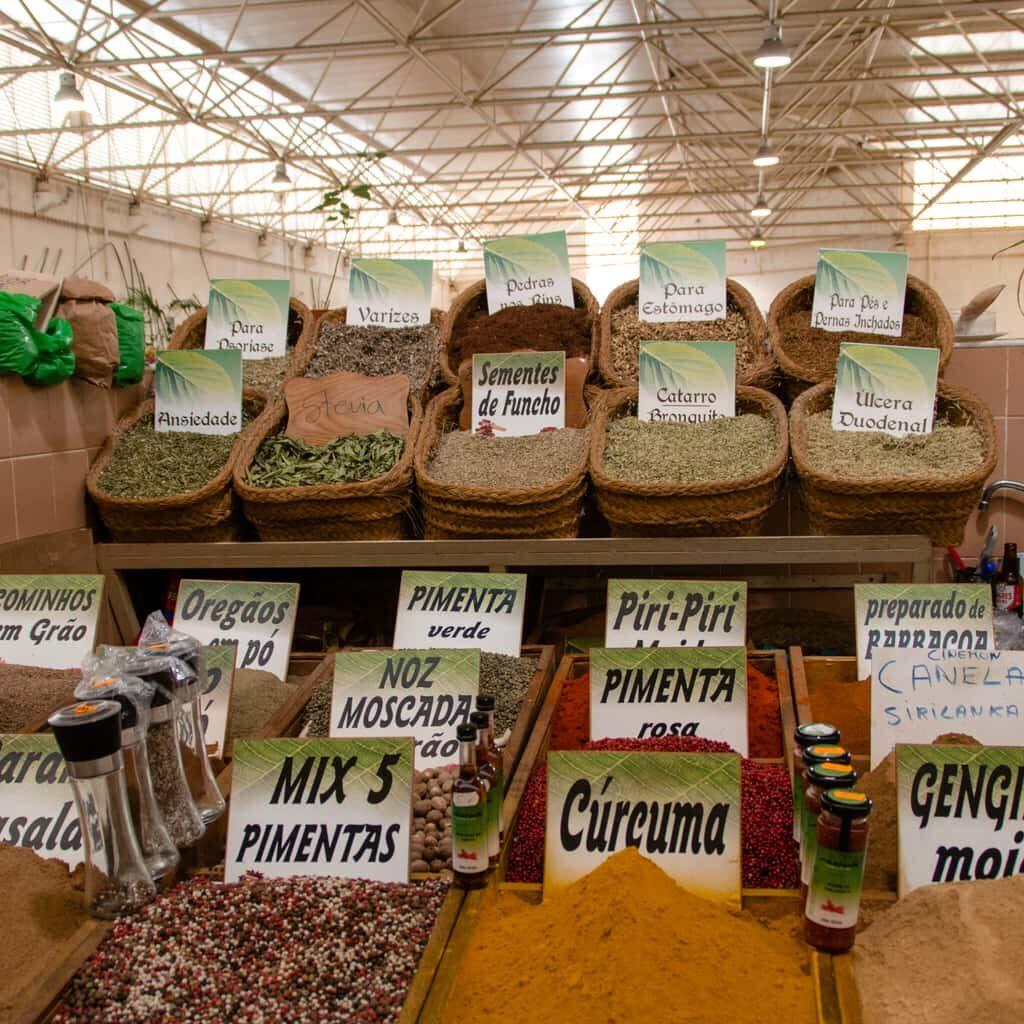 Mercado Municipal Tavira
