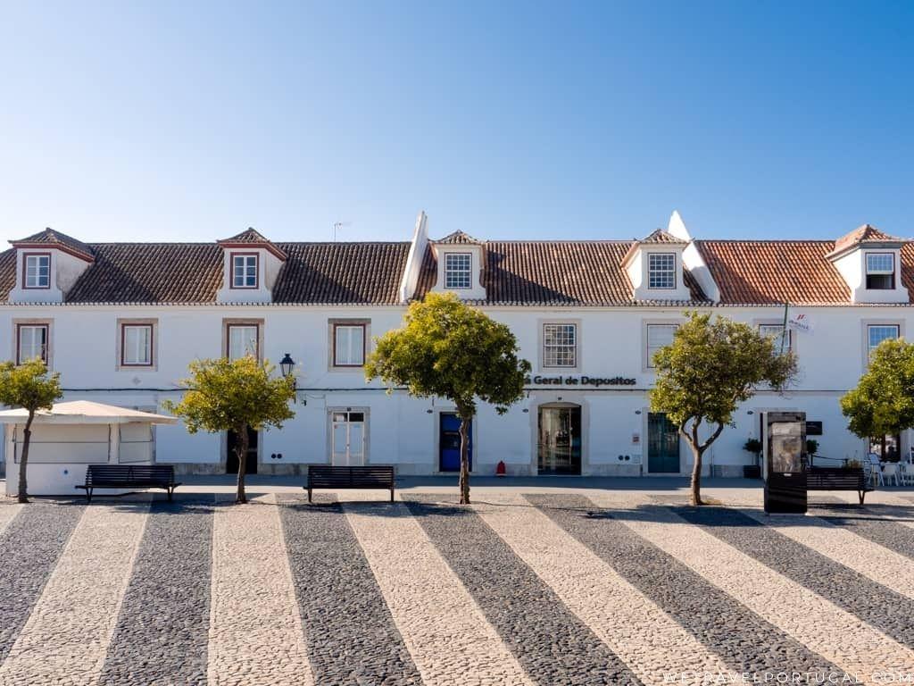 Vila Real de Santo António Houses