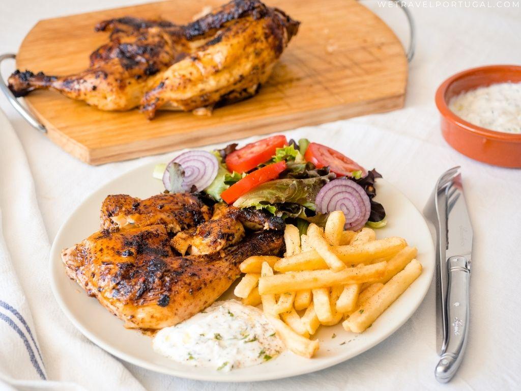 Portuguese Grilled Chicken