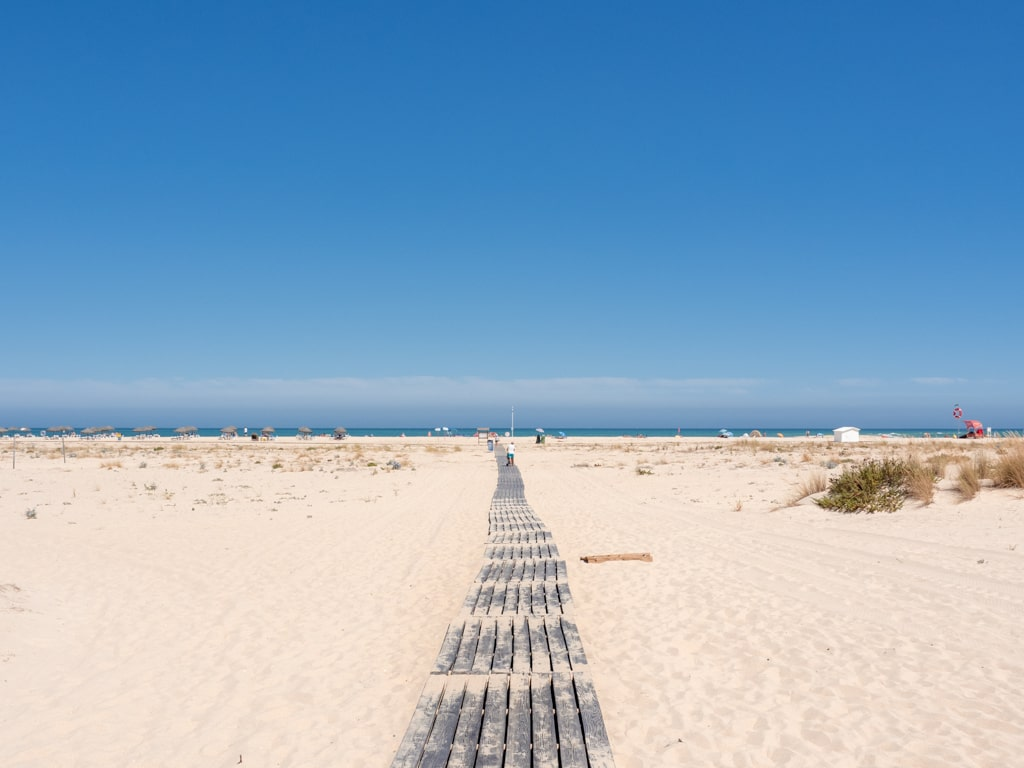 Praia da Armona Mar
