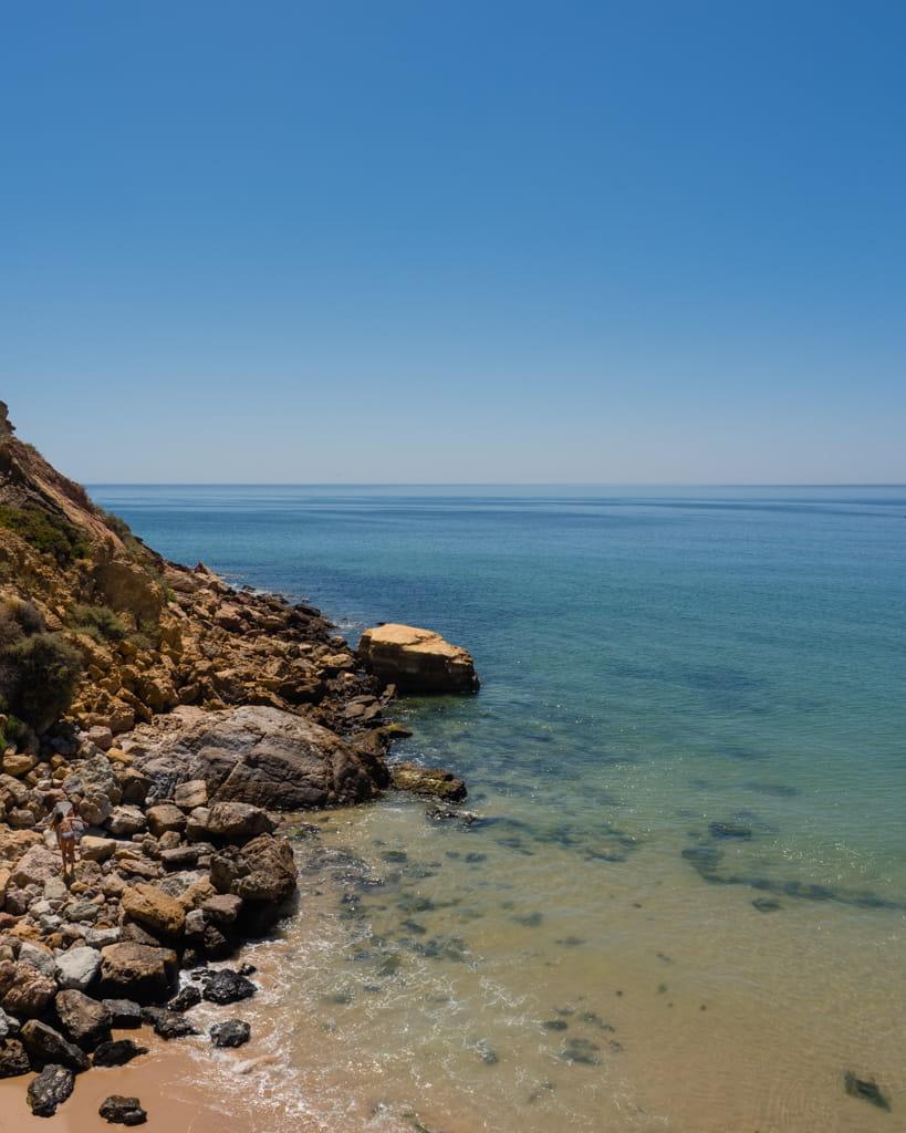 Praia do Burgau East
