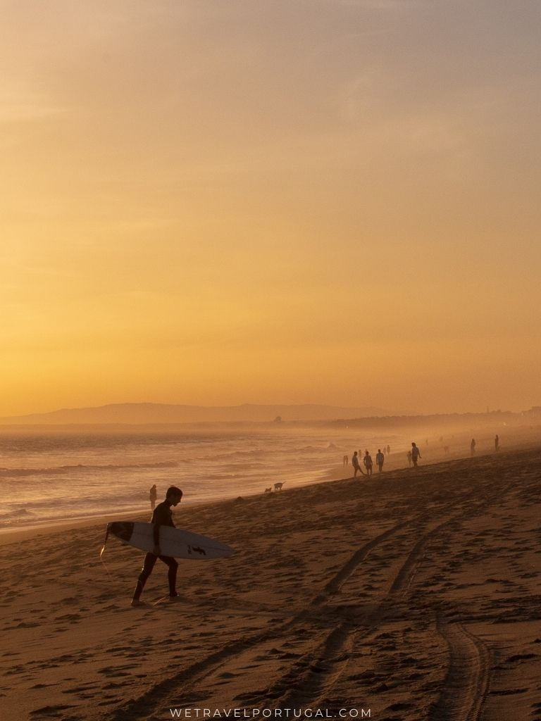 Sunset Praia de Faro